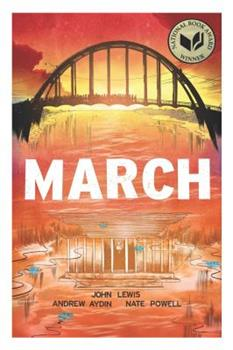 John Lewis, Good Trouble, and March